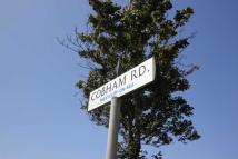 Cobham Road Flat to rent