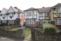 semi detached property in Woodgrange Drive...