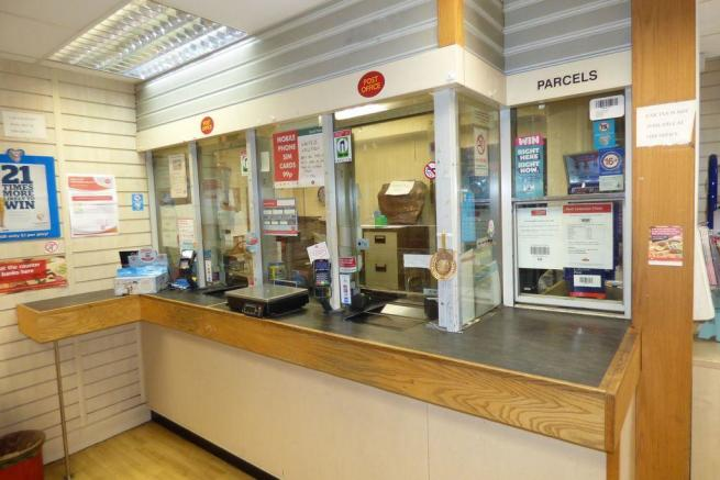 Sales Counter