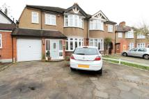 4 bed semi detached house in Vale Road...