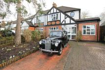 semi detached property in Grafton Road, Ewell...