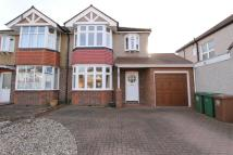 3 bedroom semi detached property in Beverley Road...