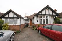 Detached Bungalow for sale in Salisbury Road, Ewell...