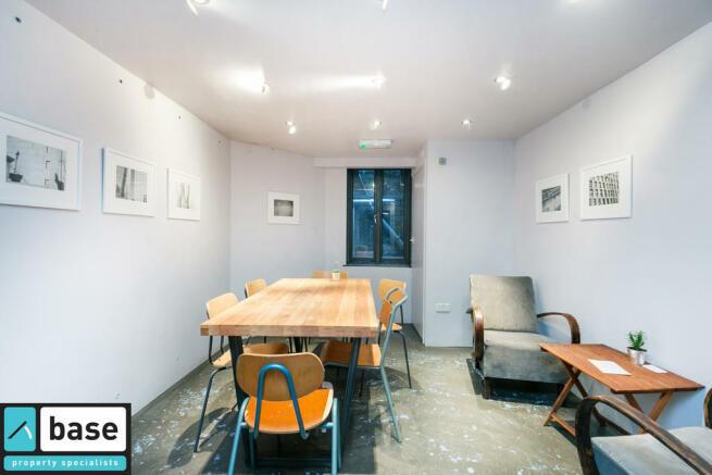 Cafe basement