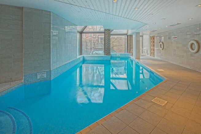 Kensington West pool