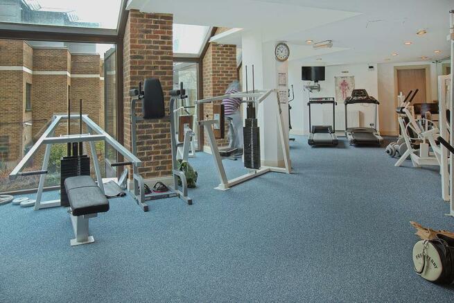 Kensington West gym