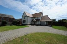 Detached home in Chapel Lane, St. Osyth