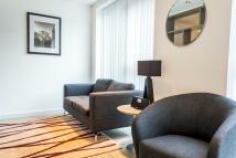 Studio flat to rent in Triton Tower...