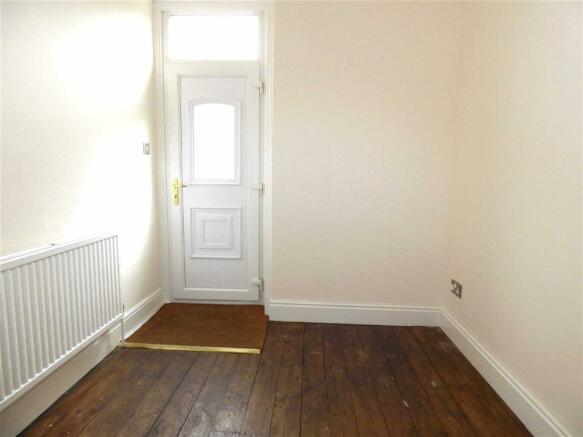Hallway/Study space