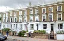 Flat to rent in Belsize Road