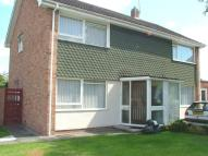 3 bed semi detached house in Wye Avenue, Bridgwater