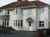 4 bed semi detached house to rent in Penarth Road, Bridgwater