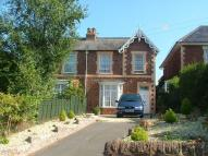 semi detached home to rent in Wembdon Road, Bridgwater