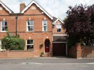 semi detached house in Victoria Road, Wargrave...