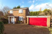 4 bed Detached property in Old Bath Road, Charvil...