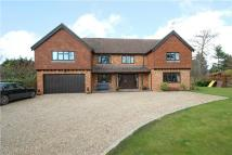 Detached house in Mill Lane, Hurley...