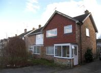 semi detached house in Chaseside Avenue...