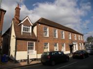 Flat to rent in High Street, Twyford...