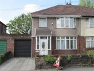 3 bed semi detached house in Town Row, West Derby...