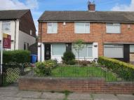 semi detached house in Hurst Park Drive, Huyton...