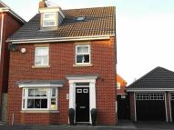 Detached home for sale in Womack Gardens, St Helens