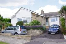 Detached Bungalow in Brit View Road, West Bay...