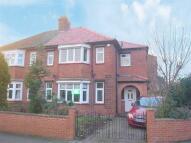 semi detached house for sale in Flora Avenue, Darlington
