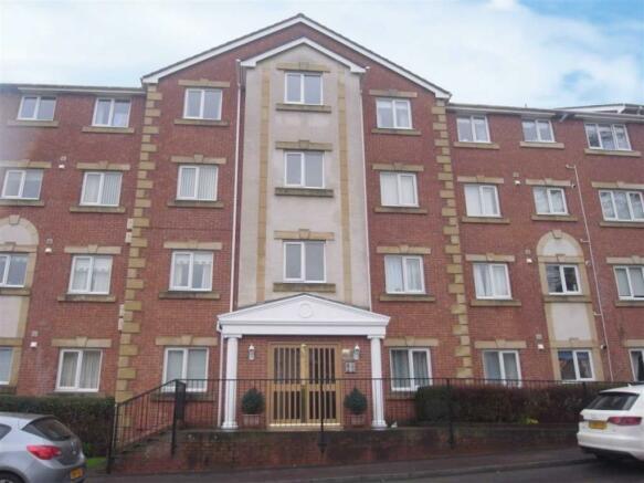 2 Bedroom Apartment For Sale In Chelsea Court Marlborough Drive Darlington Dl1