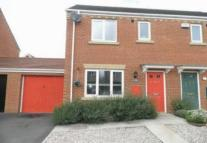 semi detached home for sale in Redwood Close, Darlington