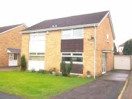 Woodlands Way semi detached house for sale