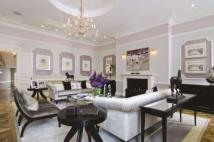 8 bedroom house in South Audley Street...