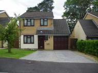 3 bedroom Detached property in Bryn Derwen, Pontardawe...