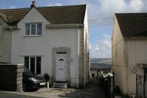 semi detached house in Heol Y Goedlan, Rhiwfawr...