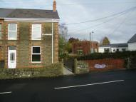 3 bedroom semi detached house in Gwyn Street, Pontardawe...