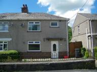semi detached property in Is-Y-Rhos, Caerbont...