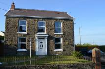 Detached property for sale in Rhiw Road, Rhiwfawr...