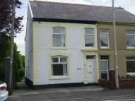 semi detached house in New Road, Ystradowen...