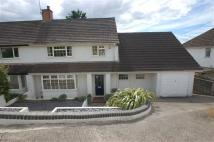 3 bedroom semi detached home for sale in Long Ashton...
