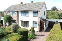 3 bed semi detached home in Nailsea, North Somerset...