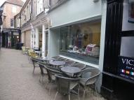 Cafe in The Arcade, Newbury to rent