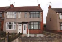 3 bed Terraced home in Erithway Road, Coventry...