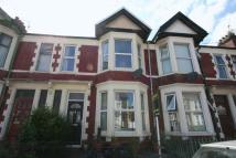 Terraced home for sale in Moorland Road, Splott...