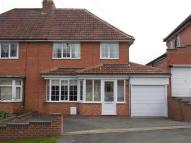 3 bed semi detached home for sale in Hazel Road, Birmingham