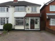3 bedroom semi detached house in Richmond Road, Rubery...