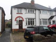 semi detached house for sale in Cliff Rock, Rednal...