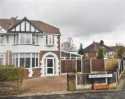 3 bed semi detached property for sale in Graham Crescent, Rubery...