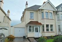 3 bed semi detached property for sale in Hampton Avenue, TORQUAY