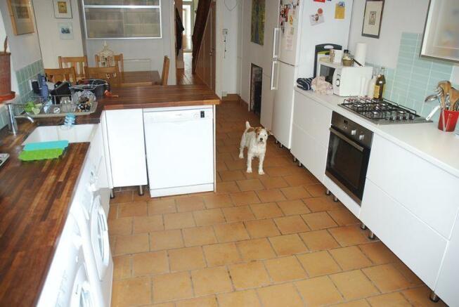 Kitchen/Dining...