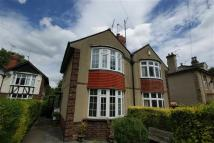 semi detached house for sale in Cliff Road Gardens...