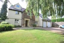 Detached house in Adel Lane, Adel, Leeds...